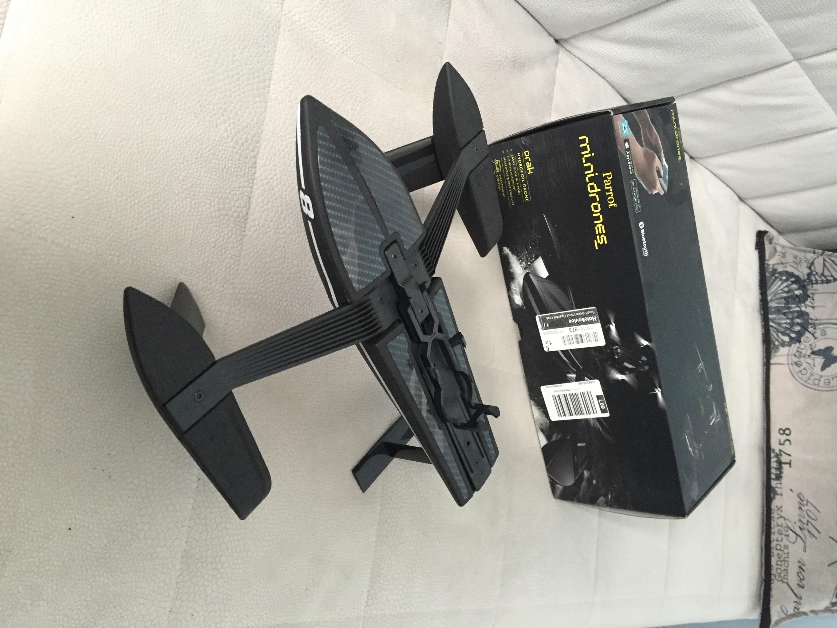 Parrot Hydrofoil Drone Minidrones Orak